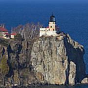 Split Rock Lighthouse 76 Art Print