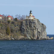 Split Rock Lighthouse 83 Art Print