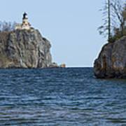 Split Rock Lighthouse 87 Art Print