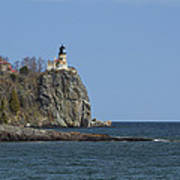 Split Rock Lighthouse 89 Art Print