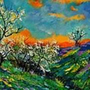 Spring 672101 Art Print