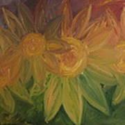 Spring Bloom Art Print by Shadrach Ensor