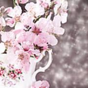 Spring Blossom Art Print by Amanda Elwell