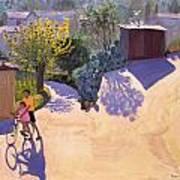 Spring In Cyprus Art Print