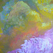 Springscape Art Print