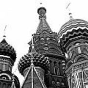St. Basil's Cathedral 15 Art Print