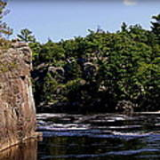St. Croix River Bluffs  Art Print