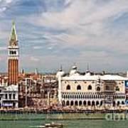 St. Marks Square Venice Art Print