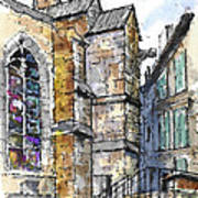 St. Martin's Cathedral Art Print