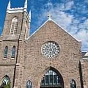 St. Patrick Church Art Print