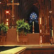 St. Patrick's Cathedral  Art Print