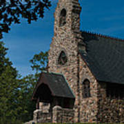 St. Peter's By-the-sea Protestant Episcopal Church Art Print