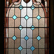 Stained Glass Lc 15 Art Print