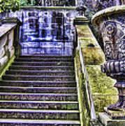 Stairway In Time Art Print