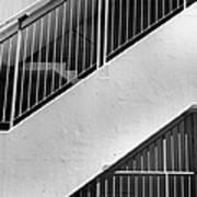 Stairwell #2 Art Print