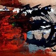 Stampede 01 Art Print