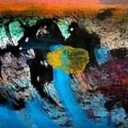 Stampede 04 Art Print