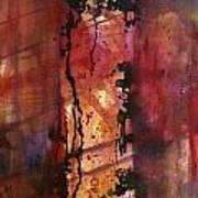 Standing Alone II Art Print