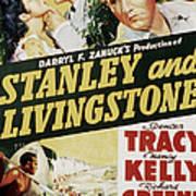 Stanley And Livingstone, Spencer Tracy Art Print