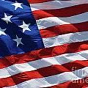 Star Spangled Banner - D001883 Art Print