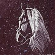Starlight Serenade Art Print