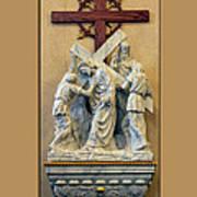 Station Of The Cross 05 Art Print