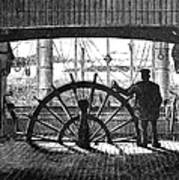 Steamboat: Great Republic Art Print