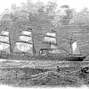 Steamship: Republic Art Print