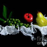 Still Fruits Art Print