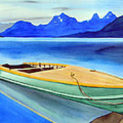 Stillwater Cove Art Print