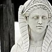 Stone Lady Art Print