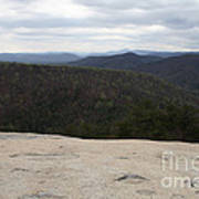 Stone Mountain State Park Art Print