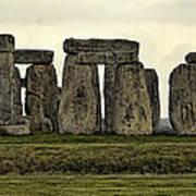 Stonehenge Monument Art Print