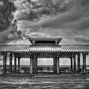 Storm Before The Calm Art Print