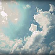 Storm Clouds - 1 Art Print