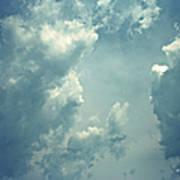 Storm Clouds - 3 Art Print