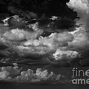 Storm Clouds 1 Art Print