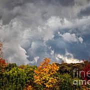 Storms Coming Art Print