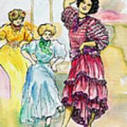 Storyville Art Print