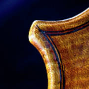 Stradivarius Corner Closeup Art Print