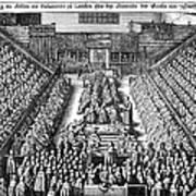 Strafford Trial, 1641 Art Print