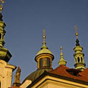 Strahov Monastery - Prague Czech Republic Art Print