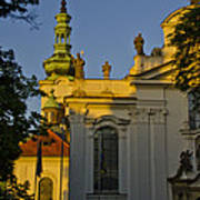 Strahov Monastery - Prague Art Print