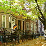 Windsor Terrace Art Print