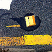 Streets Of Coronado Island 34 Art Print