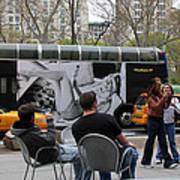 Streets Of New York 5 Art Print