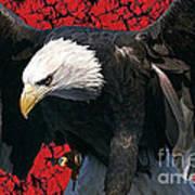 Strength Of America Art Print