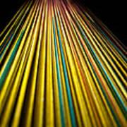 String Theory Art Print