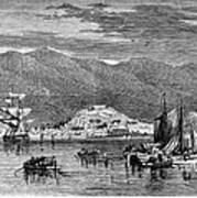 St.thomas, 1868 Print by Granger