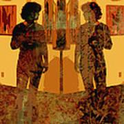 Study In Yellow Art Print by Ann Powell